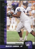 2011 Upper Deck #109 Marcus Cannon SP RC