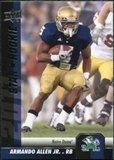 2011 Upper Deck #119 Armando Allen SP RC