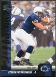 2011 Upper Deck #127 Stefen Wisniewski SP RC
