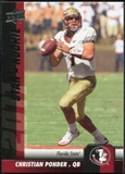 2011 Upper Deck #131 Christian Ponder SP RC