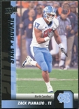 2011 Upper Deck #148 Zack Pianalto SP RC
