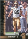 2011 Upper Deck #154 Kyle Adams SP RC
