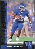 2011 Upper Deck #156 Derrick Locke SP RC