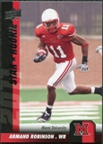 2011 Upper Deck #159 Armand Robinson SP RC