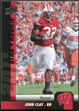 2011 Upper Deck #185 John Clay SP RC