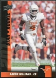 2011 Upper Deck #194 Aaron Williams SP RC