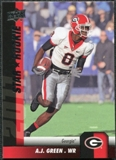 2011 Upper Deck #197 A.J. Green SP RC