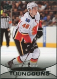 2011/12 Upper Deck #203 Greg Nemisz YG RC Young Guns Rookie Card