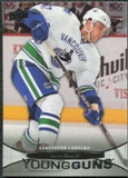 2011/12 Upper Deck #246 Yann Sauve YG RC