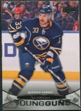 2011/12 Upper Deck #458 T.J. Brennan YG RC Young Guns Rookie Card