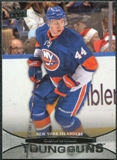 2011/12 Upper Deck #483 Calvin de Haan YG RC Young Guns Rookie Card