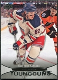 2011/12 Upper Deck #484 Carl Hagelin YG RC Young Guns Rookie Card