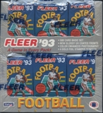 1993 Fleer Football Retail Box