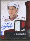 2010/11 The Cup #177 Jeff Skinner Gold Rainbow Rookie Patch Auto #36/53