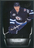2011/12 Upper Deck SPx #124 Carl Klingberg RC /499