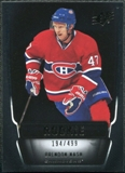 2011/12 Upper Deck SPx #129 Brendon Nash RC /499