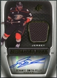 2011/12 Upper Deck SPx #180 Devante Smith-Pelly RC Jersey Autograph /799