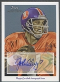 2009 Topps National Chicle #NCAJE John Elway Auto