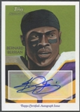 2009 Topps National Chicle #NCABB Bernard Berrian Auto
