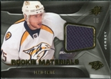 2011/12 Upper Deck SPx Rookie Materials #RMCS Craig Smith A