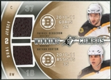 2011/12 Upper Deck SPx Winning Combos #WCBH Patrice Bergeron Nathan Horton E