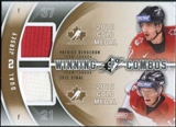 2011/12 Upper Deck SPx Winning Combos #WCBS Patrice Bergeron Eric Staal D