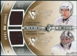 2011/12 Upper Deck SPx Winning Combos #WCCF Marc-Andre Fleury Sidney Crosby C