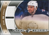 2011/12 Upper Deck SPx Winning Materials #WMDB Dustin Byfuglien C