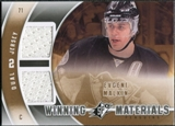 2011/12 Upper Deck SPx Winning Materials #WMEM Evgeni Malkin C