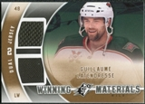 2011/12 Upper Deck SPx Winning Materials #WMGL Guillaume Latendresse C