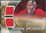 2011/12 Upper Deck SPx Winning Materials #WMHW Jim Howard C