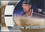 2011/12 Upper Deck SPx Winning Materials #WMJC Jeff Carter E