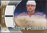 2011/12 Upper Deck SPx Winning Materials #WMMG Marian Gaborik D