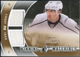 2011/12 Upper Deck SPx Winning Materials #WMMR Mike Richards E