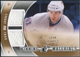 2011/12 Upper Deck SPx Winning Materials #WMTA John Tavares D