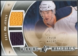 2011/12 Upper Deck SPx Winning Materials #WMTM Tyler Myers D