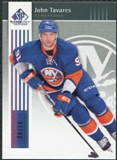 2011/12 Upper Deck SP Game Used Silver Spectrum #61 John Tavares 6/10
