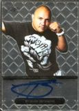 2011 Leaf MMA Metal #BATB1 Travis Browne Autograph