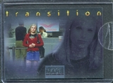 2007 InkWorks Veronica Mars Season Two Box Loaders #CL1 Transition/CASE INSERT