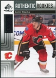 2011/12 Upper Deck SP Game Used #106 Lance Bouma /699