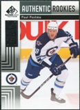 2011/12 Upper Deck SP Game Used #110 Paul Postma /699