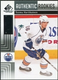 2011/12 Upper Deck SP Game Used #121 Teemu Hartikainen RC /699