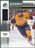 2011/12 Upper Deck SP Game Used #130 Blake Geoffrion /699