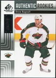 2011/12 Upper Deck SP Game Used #142 Drew Bagnall RC /699