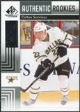 2011/12 Upper Deck SP Game Used #145 Colton Sceviour RC /699