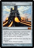 Magic the Gathering 2014 Single Darksteel Forge UNPLAYED (NM/MT)