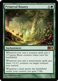 Magic the Gathering 2014 Single Primeval Bounty - NEAR MINT (NM)