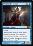 Magic the Gathering 2014 Single Windreader Sphinx UNPLAYED (NM/MT)