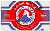 2013-14 Upper Deck AHL Hockey Box (Set)