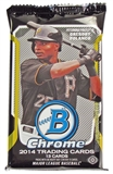 2014 Bowman Chrome Baseball Jumbo Pack
